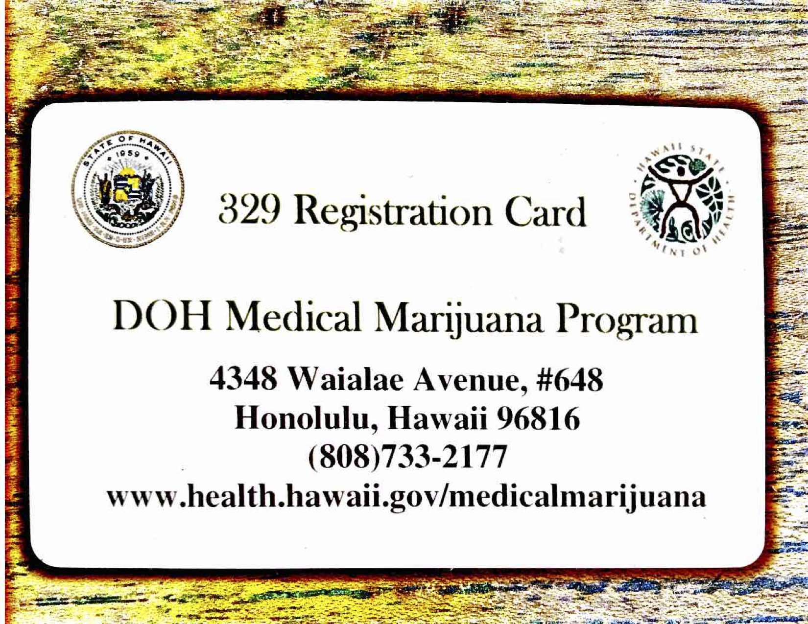 Mended Minds How To Get A Medical Marijuana Card In Hawaii